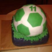 Torta Pre malého futbalistu...