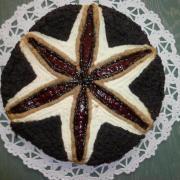 Torta Štedrák - hviezdička