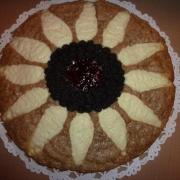 Torta štedrák margarétka