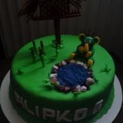 Torta Rákosníček