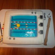 Torta Bazén