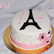 Torta eifelovka...
