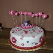 Torta torta s mackom