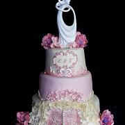Torta svadobná...