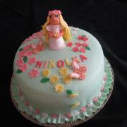 Torta Tortička pre moju vnučku Nikolku
