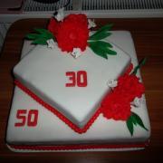Torta Dvoj oslava