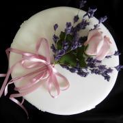 Torta Levanduľová