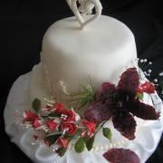 Torta svadobná tortička