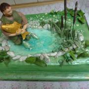 Torta Pre mladého rybára