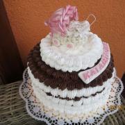 Torta na krstiny