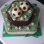 Futbalovo-čokoládová