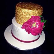 Torta Zlate jedle pajetky