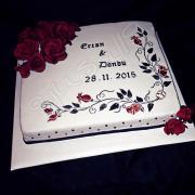 Torta Na turecke zasnuby