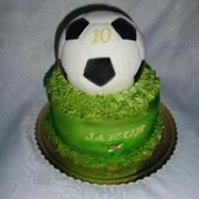 torta pre futbalistu