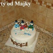 Torta Frosty Peťko