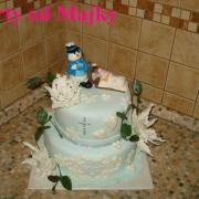 Torta krst Šarlotka