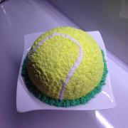 Pokus o tenisovú loptičku