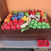 Torta prepravka s ovocím