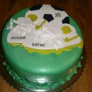 Torta futbal