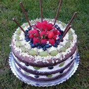 Ovocná torticka