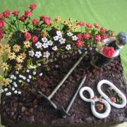Torta čokoládova pre babičku