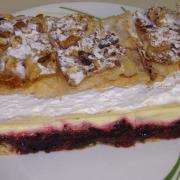 Torta Krémeš Holandia