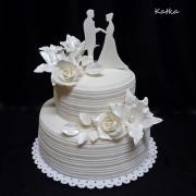 Torta darček