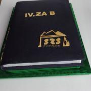 torta triedna kniha
