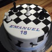 Torta Šachová torta
