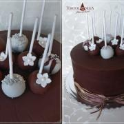 Ganache & cake pops