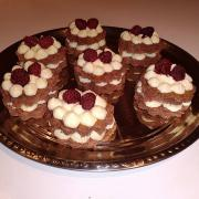 Meninové koláčiky pre priateľa :- )))