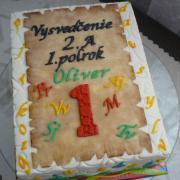 Torta pre môjho vnuka
