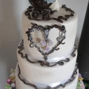 Torta svadba + krstiny