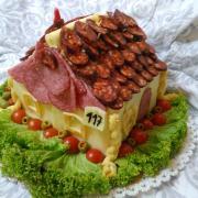 Torta Slaná