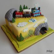 Torta Vláček pro Míšu