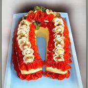 Torta Slaná podkova