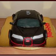 Torta Bugatti Veyron Super Sport