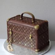 Torta Kozmetický kufrík