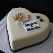 Torta Svadobná podľa želania