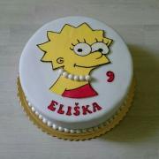 Torta Tortička pre Elišku