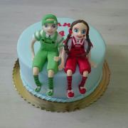 Torta Tortička spievankovo