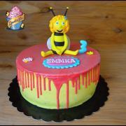 Torta Drip cake Maja