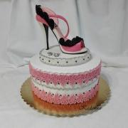 Torta Lodička na výročie