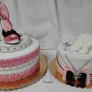 Torta Pre jednu oslávenkyňu