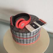 Torta K narodeninám  :)