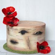 Torta Breza a maky..