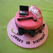Torta Tortička pre 18 ročnú slečnu