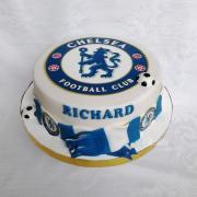 Torta Chelsea