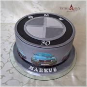 Torta BMW X6