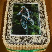 Torta bicykel